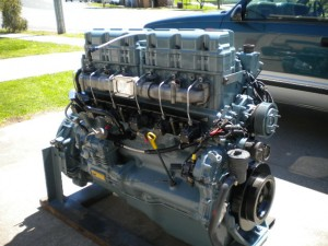 Chevrolet Diesel Engine