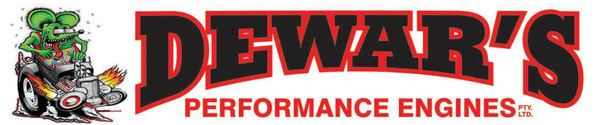 Dewars Performance Engines Logo